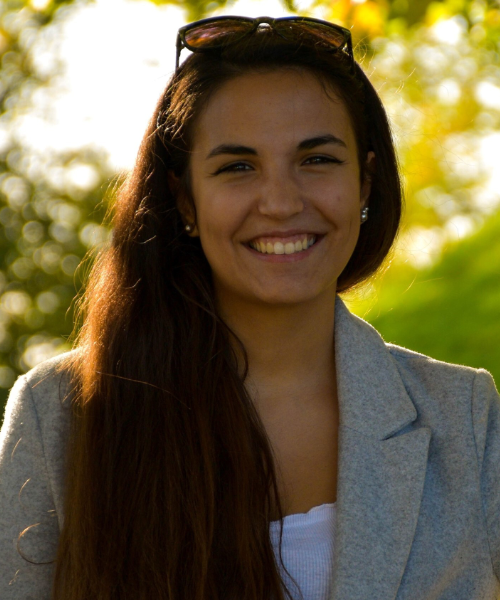 Sara Vilhar - SLOAM Projektna sodelavka