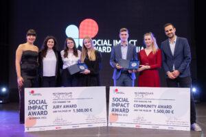 Social Impact Award Slovenia Award Ceremony 2021